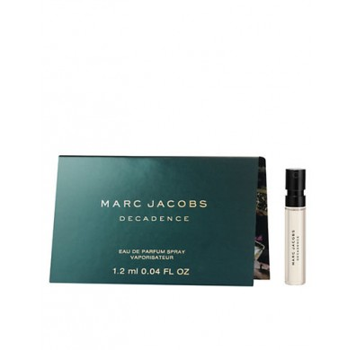 Marc Jacobs Decadence Vial 1.2ml EDP Spray