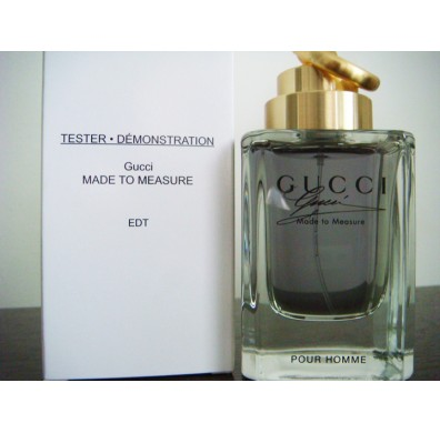 Gucci Made To Measure Men Tester 90ml EDT Spray