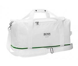 Hugo Boss Bottled Unlimited White Duffle Bag