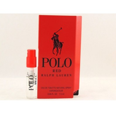 Ralph Lauren Polo Red Men Vial 1.5ml EDT Spray