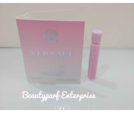 Versace Bright Crystal Women Vial 1ml EDT Spray