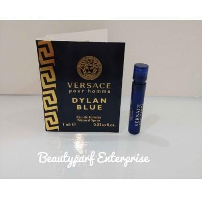 Versace Dylan Blue Men Vial 1ml EDT Spray