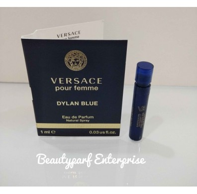 Versace Dylan Blue Women Vial 1ml EDP Spray