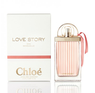 Chloe Love Story Eau Sensuelle Women 75ml EDP Spray