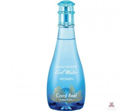 Davidoff Cool Water Coral Reef Tester Pack 100ml EDT Spray