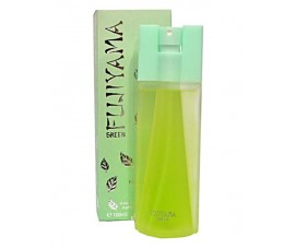 Fujiyama Green Women 100ml EDT Spray