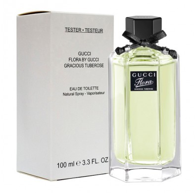 Gucci Flora Gracious Tuberose Tester 100ml EDT Spray