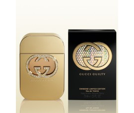 Gucci Guilty Diamonds 75ml EDT Spray - Ltd Edition