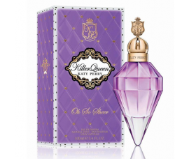 Katy Perry Killer Queen Oh So Sheer 100ml EDP Spray