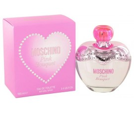 Moschino Pink Bouquet 100ml EDT Spray