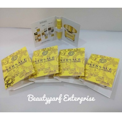 Versace Yellow Diamond Women Vial 1ml EDT Spray