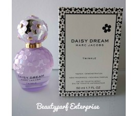 Marc Jacobs Daisy Dream Twinkle Tester 50ml EDT Spray - LTD EDITION