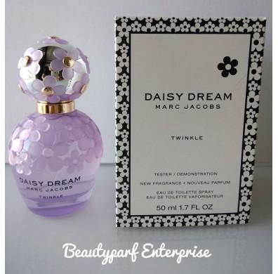 Marc Jacobs Daisy Dream Twinkle Tester 50ml EDT Spray - LTD EDITION
