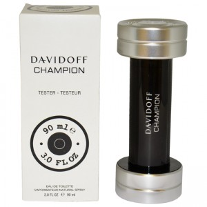 Davidoff Champion Men Tester Pack